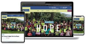 Graphic Design and Custom Website Design for Project Guatemala