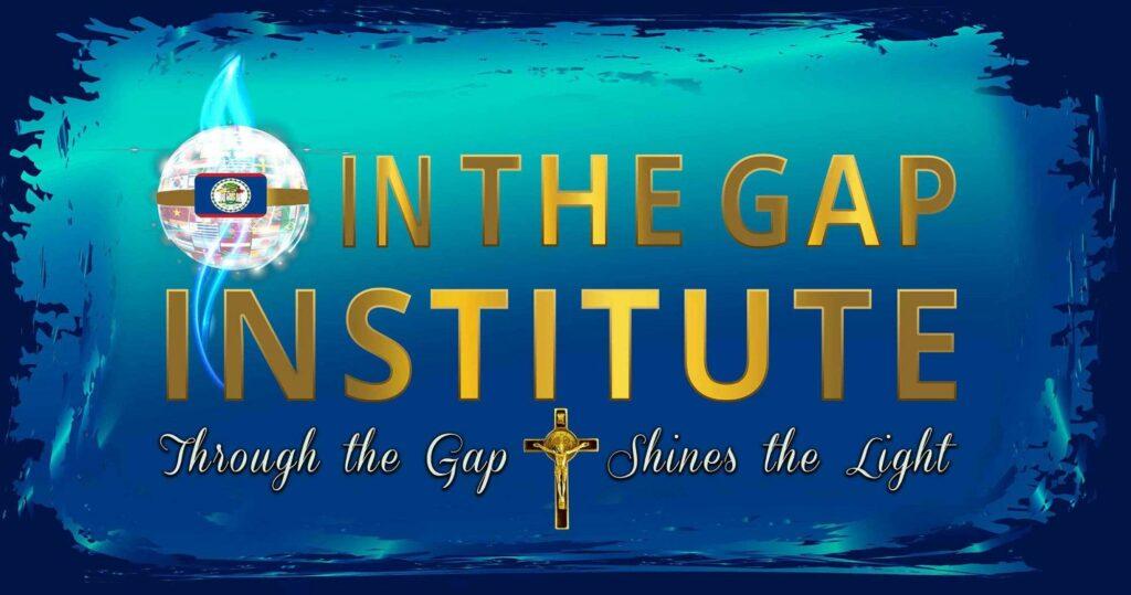 In The Gap Institute, Belize Central Americ, Logo, Graphic Design
