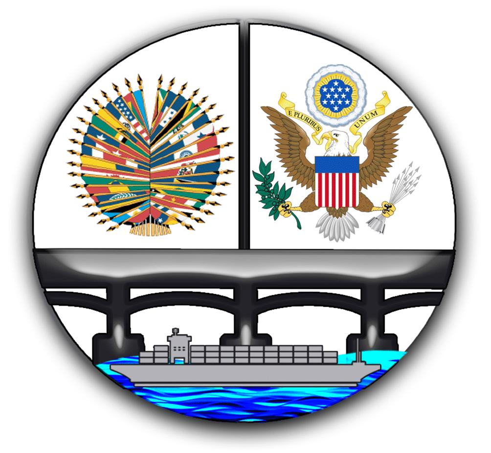 Bridge to the Americas, Logo