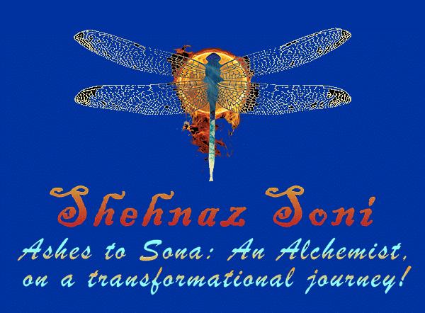 Shehnaz Soni, Rocket Scientist, Logo design